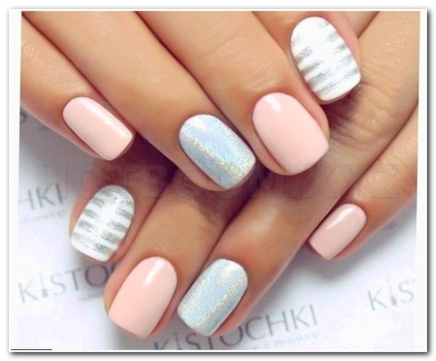 Pink And White Acrylic Nails Cost   Best Nail Designs 2018