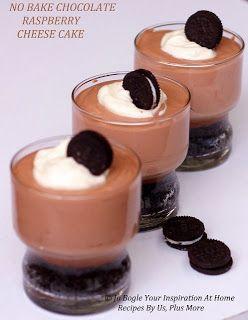 Recipes By Us, Plus More Using YIAH Chocolate Raspberry Truffle drinking chocolate powder
