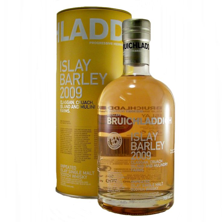 Unpeated Islay Single Malt Whisky made with barley from  Claggan. Cruach, Island and Mulindry Farms.  50% ABV  70cl