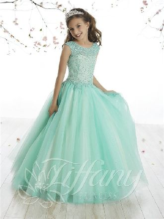 2018 Jewel Floor Length Sleeveless Lace Up Crystals Ball Gown Green ...