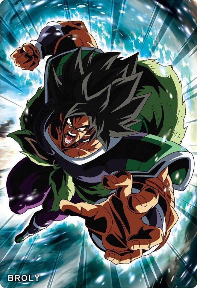 The Legend, the super saiyan in 2020 Dragon ball