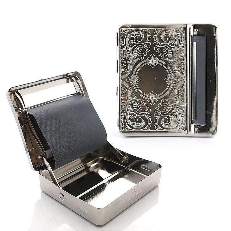 TOBACCO  CIGARETTE  ROLLER ROLLING AUTOMATIC MACHINE BOX FOR ONLY $8.49