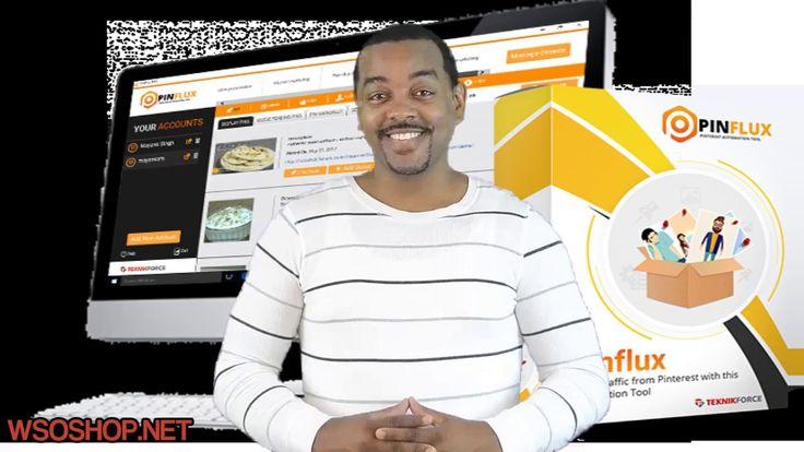 Pinflux - Pinterest Marketing Software