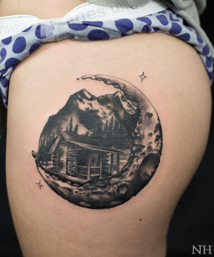 Nick Hart Tattoo : Photo