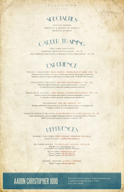 435 Best Ideas About Coolest Resumes And Cv On Pinterest