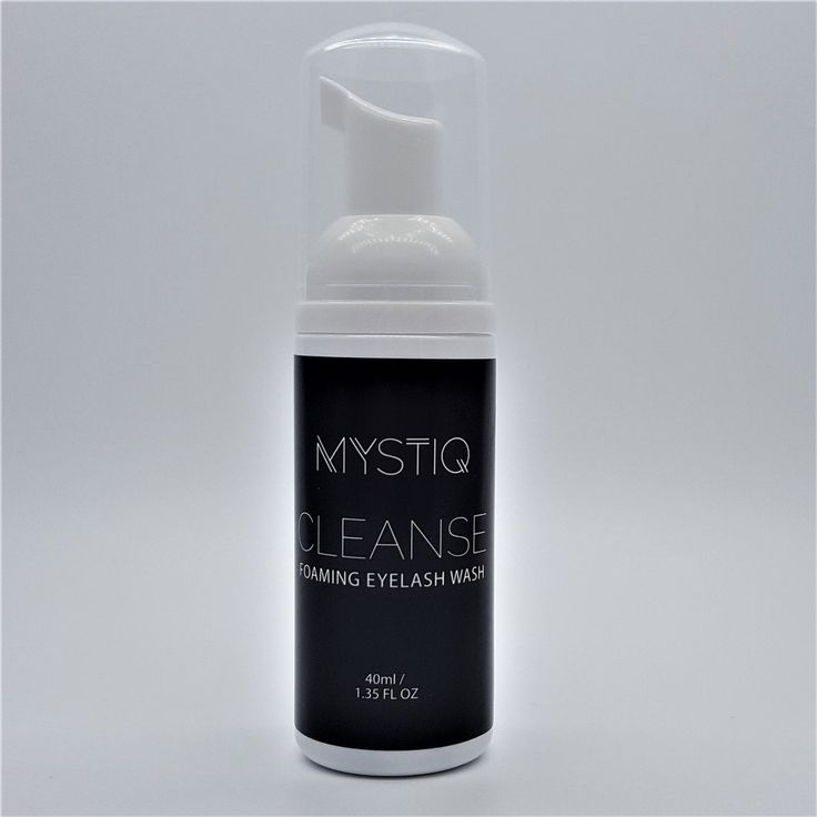 CLEANSE Foaming Eyelash Wash: CLEANSE Foaming Eyelash Wash is an essential step in preparation for eyelash extension application, as well as client aftercare.  CLEANSE safely removes oil, dirt and makeup residue at the lash line, allowing for optimum application, retention and eye hygiene for the client. (RRP: $29.95)