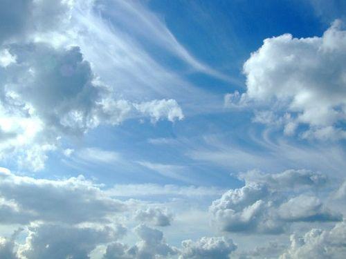 clouds. <3