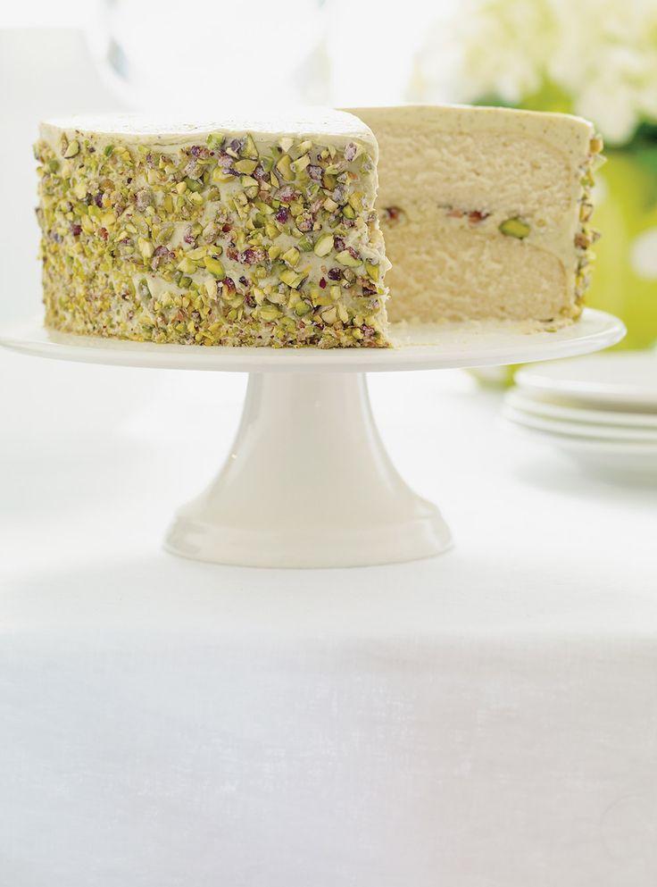 Cake Sucr Ef Bf Bd Pistache