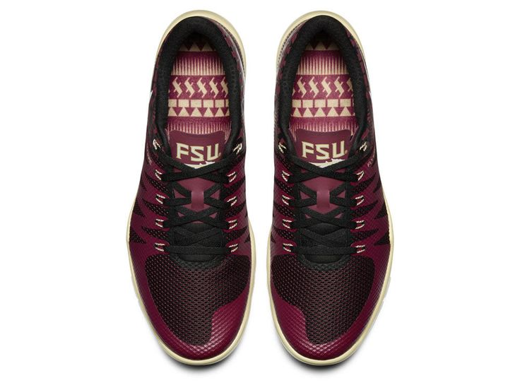 newest f169d 6d229 ... Florida State Seminoles Nike NCAA Mens Week Zero Free Trainer 5.0 Shoes  ...