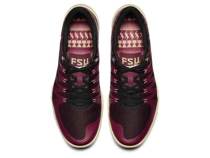 new style d4dfa b7b33 ... Florida State Seminoles Nike NCAA Mens Week Zero Free Trainer 5.0 Shoes Penn  State Nittany Lions ...