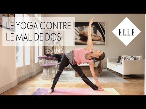 20 minutes de yoga pour se détendre après une journée difficile┃ELLE Yoga - YouTube