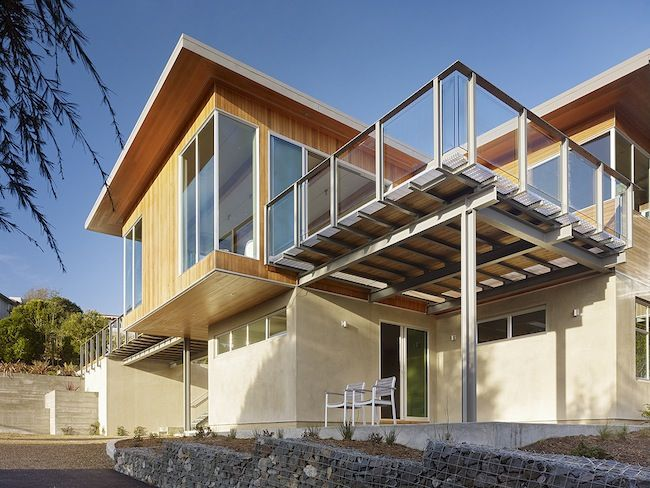 Tiburon, CA green house - Butler Armsden Architects