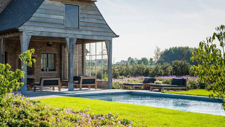 127 beste afbeeldingen van gardens - Outdoor decoratie zwembad ...