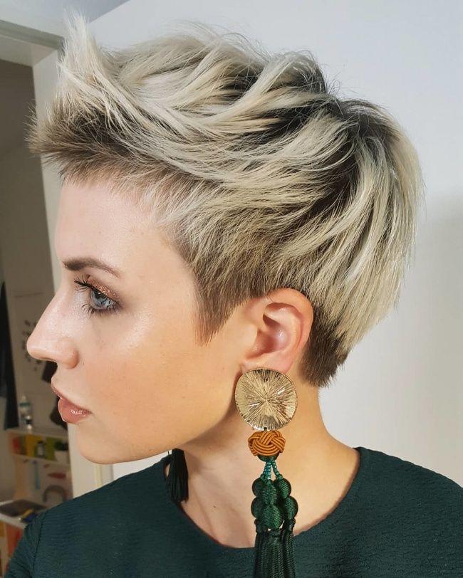 Heissesten Haarfarbe Trends 2019 2020 Frisur Trend Kurzehaare