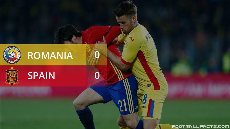 #Romania vs #Spain
