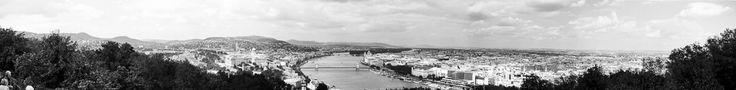 Panoramă Budapesta