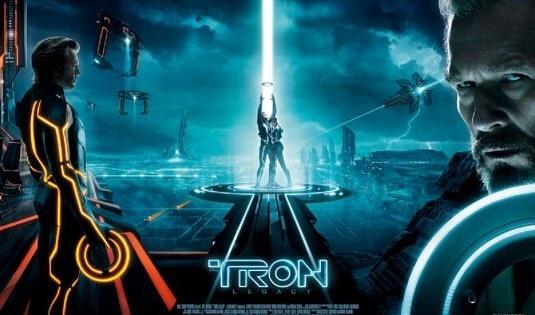 Critique du film de science-fiction Tron l'héritage (2010)