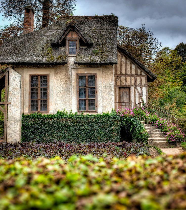 Atlanta S Premiere Landscape Architect: Hdr Photography, Cottage In