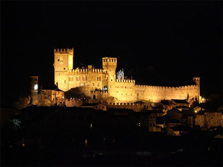 Sotheby's auction house put up for sale a castle of $65,321,527. Located in Italian city Ivrea castle built between nine-fourteen centuries was held by many royalties over time.