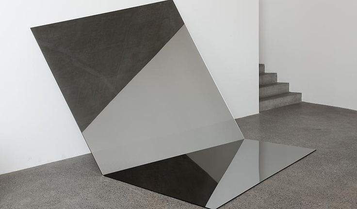 Iran do Espirito Santo / folded miror, 2010