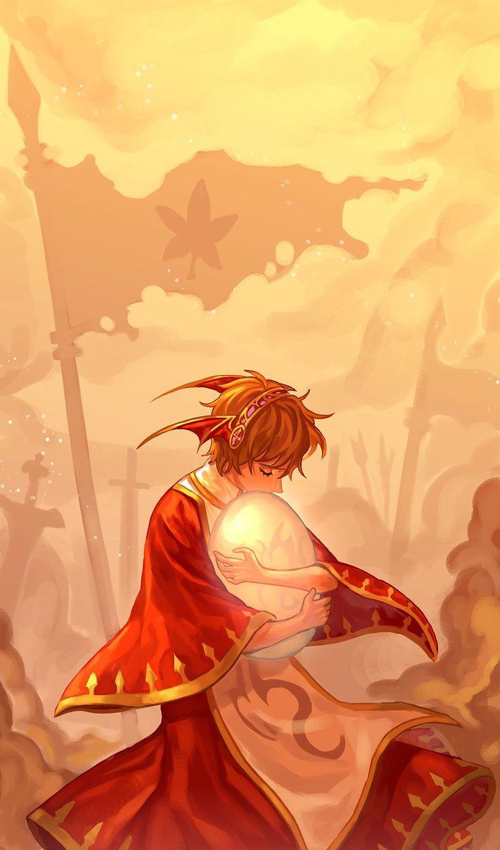 Maple story fanart by DASOM 다솜