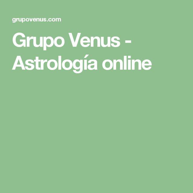 Grupo Venus - Astrología online