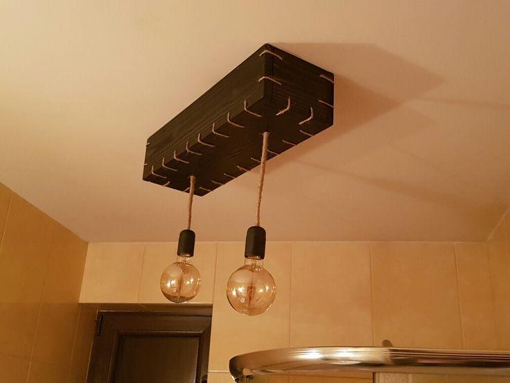 Lampa sufitowa /żarówki ozdobne/