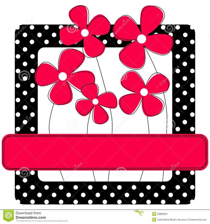 79 best Marcos bonitos ñ.ñ images on Pinterest | Black and white ...