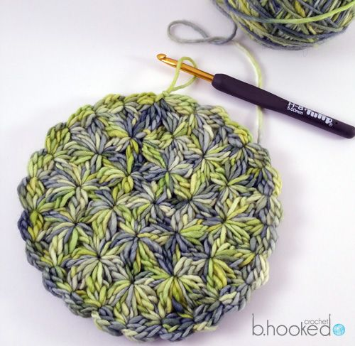 This stitch is beautiful!