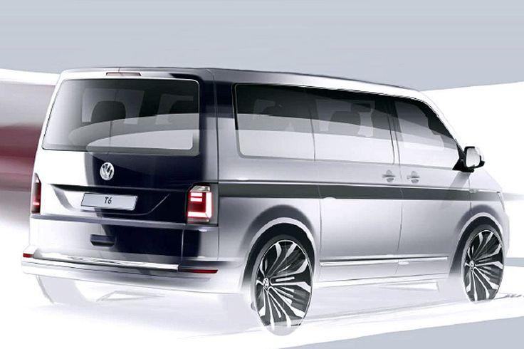 VW T6 (2015): Motoren, Marktstart und Preis - Bilder - autobild.de