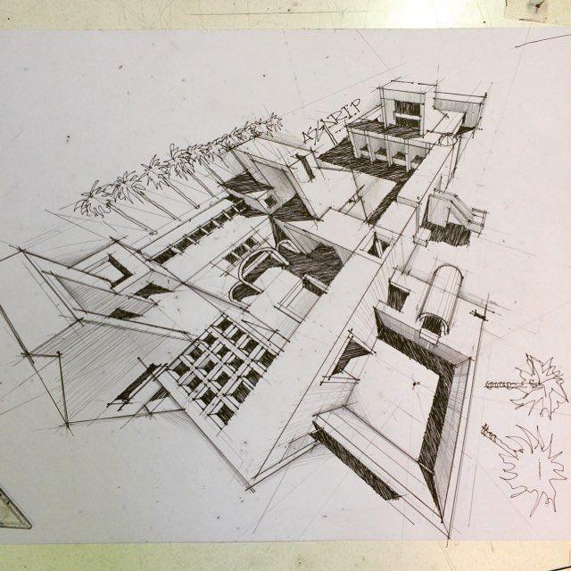 Modern Architecture Design Drawings 332 best 8- bina çizimleri images on pinterest   arches