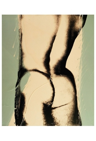 Torso from Behind, Andy Warhol, 1977