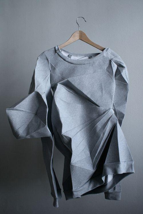 Linda Kostowski and Mashallah Design. Pinned for crystal/geometric shape, inspiring for my design development.