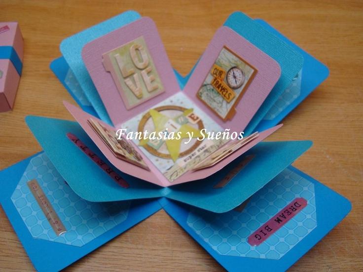 Mejores 112 im genes de creaciones con carton ycartulina - Manualidades con cajas de zapatos ...