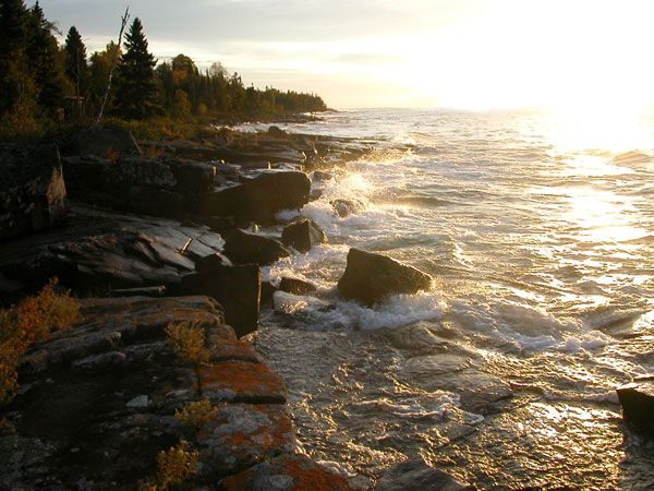 The North Shore of MN