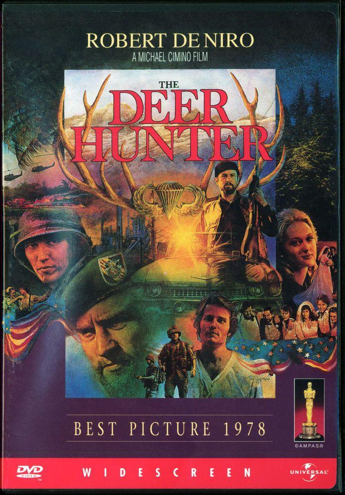 The Deer Hunter DVD (1978) Robert De Niro • Christopher Walken • John Savage