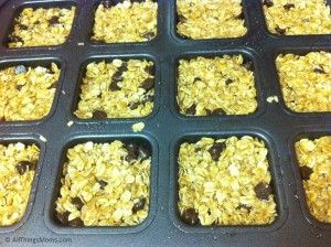 Granola bars in brownie pan gonna have to check this out Visit and like me at https://www.facebook.com/pcicjv
