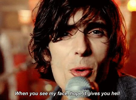 """Gives You Hell"" - All American Rejects 