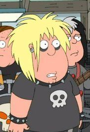 Family Guy Season 5 Episode 4 Saving Private Brian. Stewie and Brian join the army, go through basic training, and are sent to Iraq. Meanwhile, Chris becomes the lead singer of a rock band until Peter and Lois get Marilyn Manson to talk him out of it.
