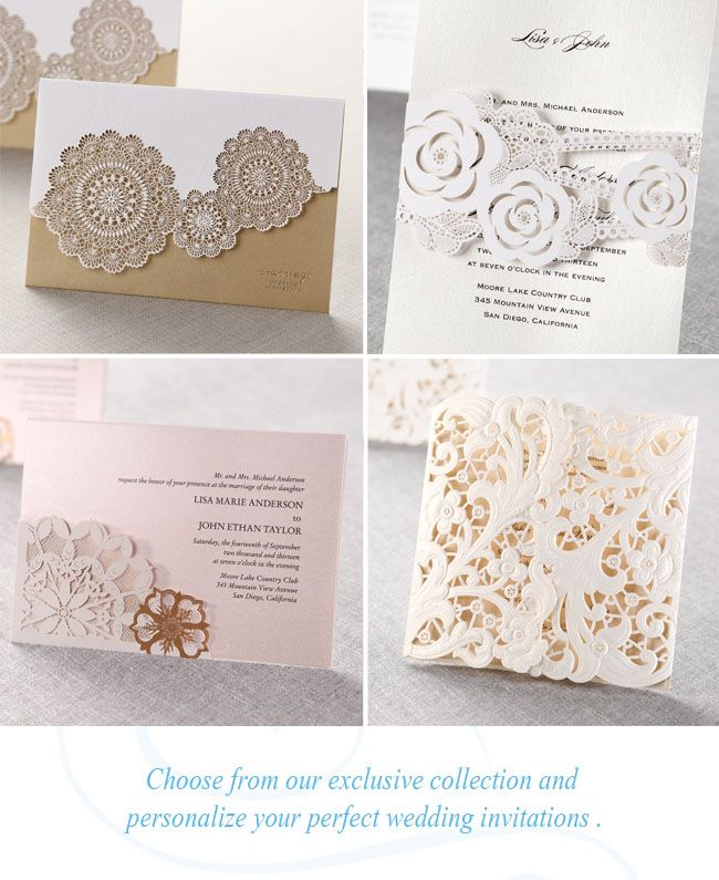 125 best Wedding Invitations and tent cards images on Pinterest - best of invitation card example