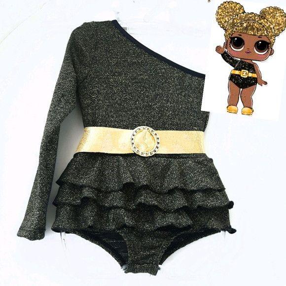 Fantasia Colan Lol Surprise Bee Queen No Elo7 Toda Encanto D9736b Roupas De Criancas Vestidos De Moda Infantil Vestido De Criancas