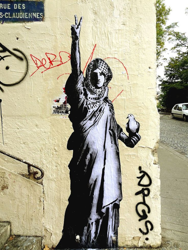 STREET ART UTOPIA » We declare the world as our canvas » Street Art by Goin – A Collection