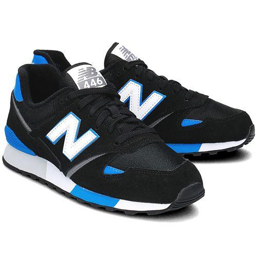 NEW BALANCE - New Balance 446 - Sneakersy Męskie - U446KB