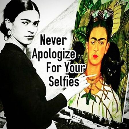 Few artists are more deeply revered than Frida Kahlo. In the years since her death, the Mexicana has become known for her inventive, soulful works of art, her fearless spirit and audacious wisdom. Below, scroll through 10 Frida Kahlo memes you need in your life:  MORE: 5 Frida Kahlo-Inspired Beauty Tips