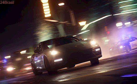 EA anuncia Need For Speed Payback, que traz um ar de Velozes e Furiosos para a franquia