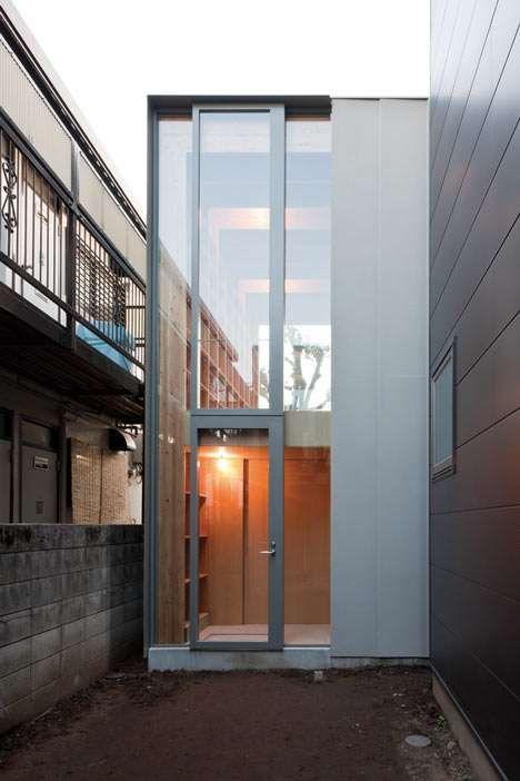 Super Skinny Housing Tiny House DesignNarrow