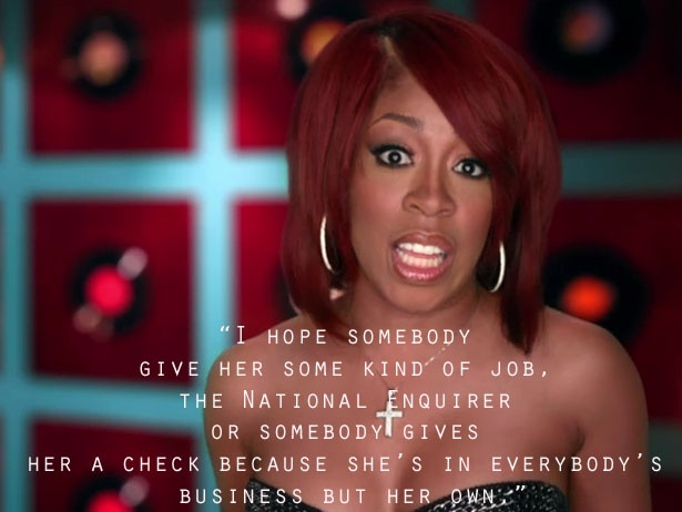 Michelle - Love & Hip Hop ATL FAVORITE TELEVISION.. Pinterest