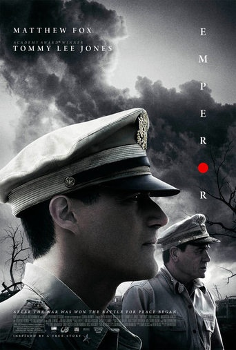 As the Japanese surrender at the end of WWII, Gen. Fellers is tasked with deciding if Emperor Hirohi: Movie Posters, Film, Watch, Movies, Emperor 2012, Tommy Lee Jones, Emperor Movie