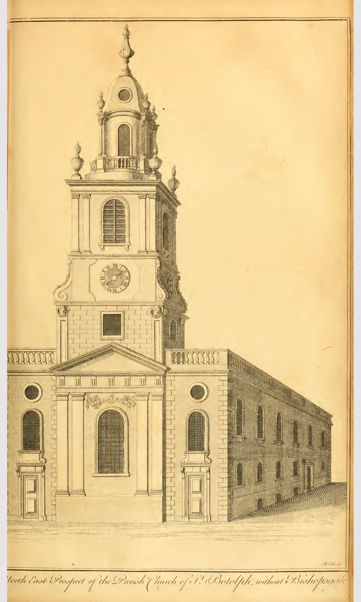 St Botolph without Bishopsgate