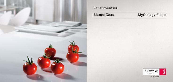Silestone Blanco Zeus
